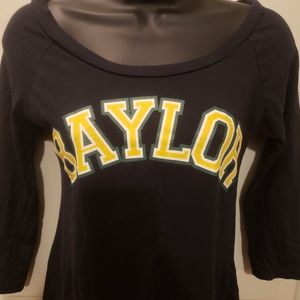 Baylor University Collegiate Long Sleeve Dress